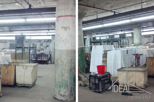 6000 SF Warehouse Space in Williamsburg 2