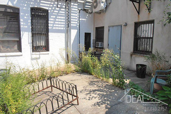 Perfect 250sf Prospect Heights Office with Outdoor Space 3