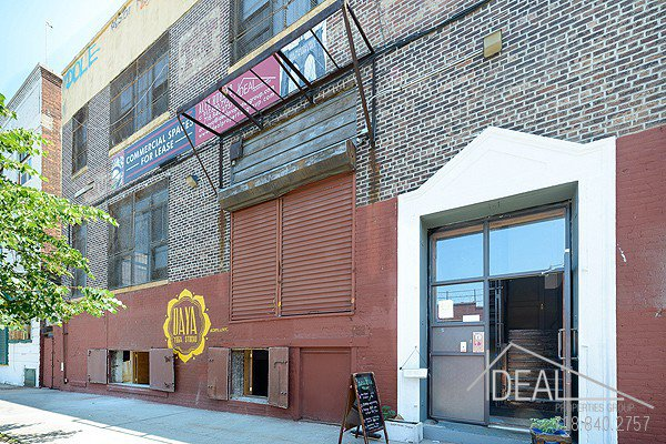 5500SF Space in Bushwick, Perfect for the Restaurant or Bar Lounge of Your Dreams! 13