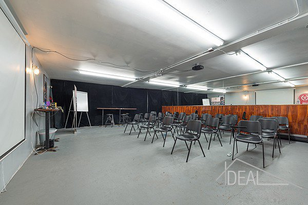 5500SF Space in Bushwick, Perfect for the Restaurant or Bar Lounge of Your Dreams! 5