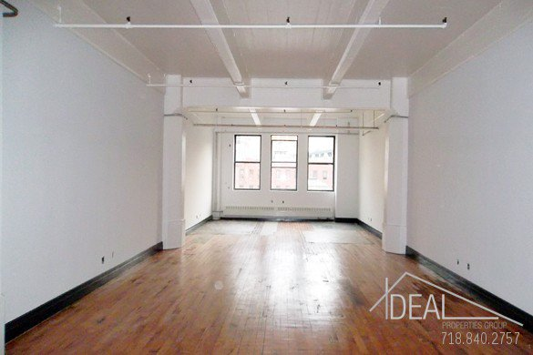 Sensational 1573-sf Office Space in Dumbo! 0