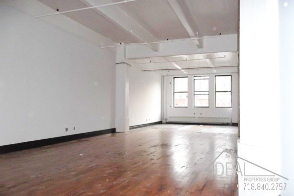 Sensational 1573-sf Office Space in Dumbo! 2