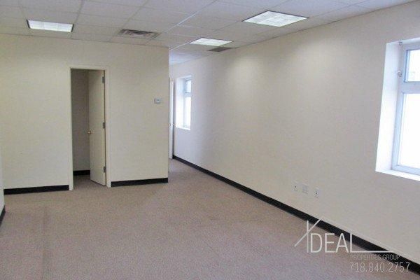 LOW FEE: 2nd Floor Office Space in Bushwick! 2
