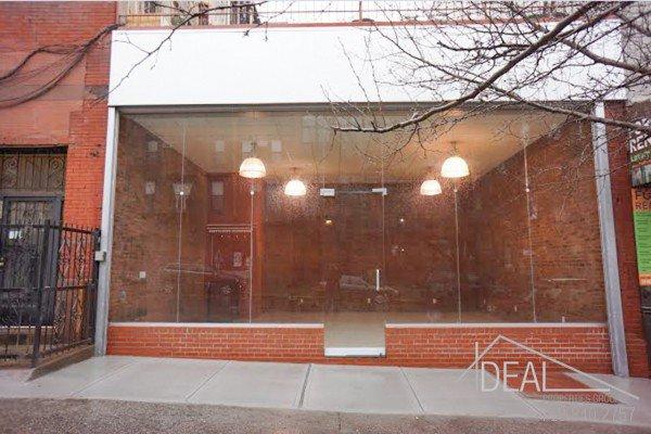 600Sf Storefront on Prime Park Slope Block! 0