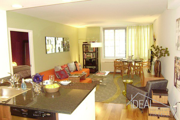 Stunning, Spacious 3BR in Fort Greene Luxury Building! 1