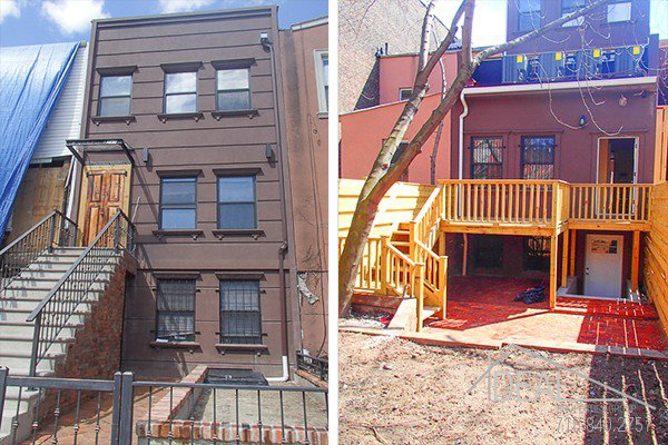 Beautiful 5BR Townhouse in Bed-Stuy! 11