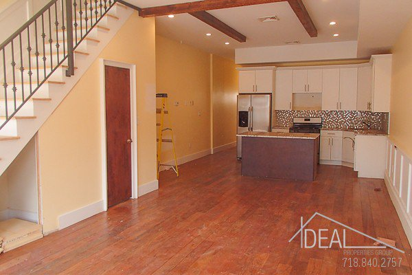 Beautiful 5BR Townhouse in Bed-Stuy! 0