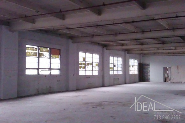 7000SF 2nd Floor Warehouse Space in Sunset Park! 0