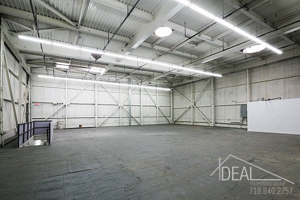 Fantastic 7,500 SF Event Space with 21 Foot Ceilings!  0