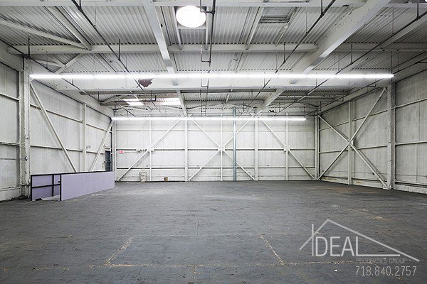 Fantastic 7,500 SF Event Space with 21 Foot Ceilings!  1