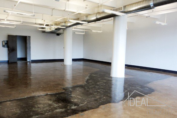 NO FEE: Perfect 2815-rsf Office Space in DUMBO! 1