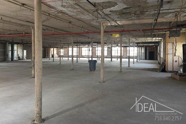 Amazing Raw Office Space in Bushwick! 1
