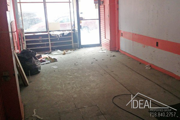 450 SF Retail Space in Crown Heights! 0