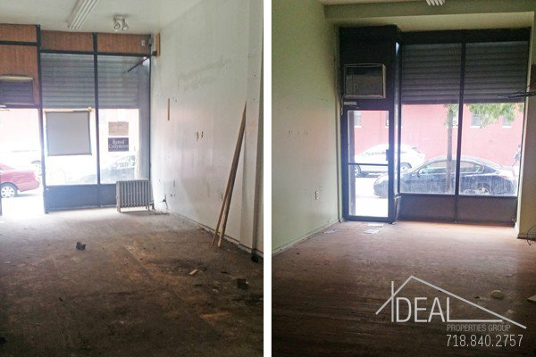450 SF Retail Space in Crown Heights! 2