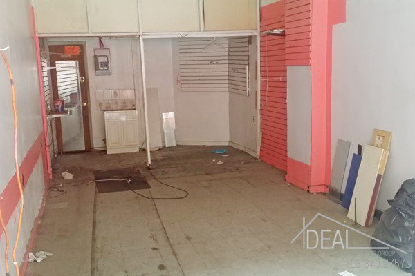 450 SF Retail Space in Crown Heights! 3