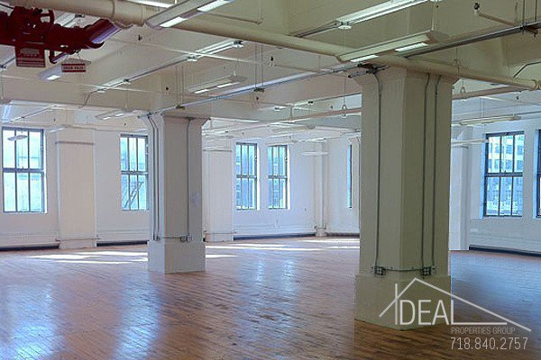 Gigantic 10213-sf Office Space in Dumbo! 0