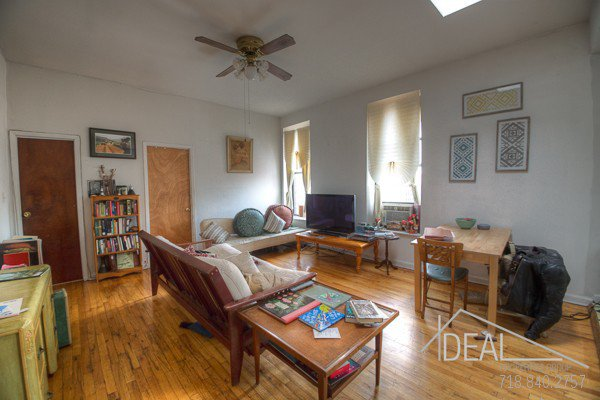 Pet Friendly 2 Bedroom Apartment For Rent In Park Slope With W D