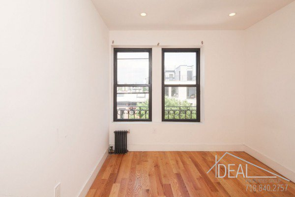 rented no fee 3 bedroom 1 bathroom apartment for rent in park slope
