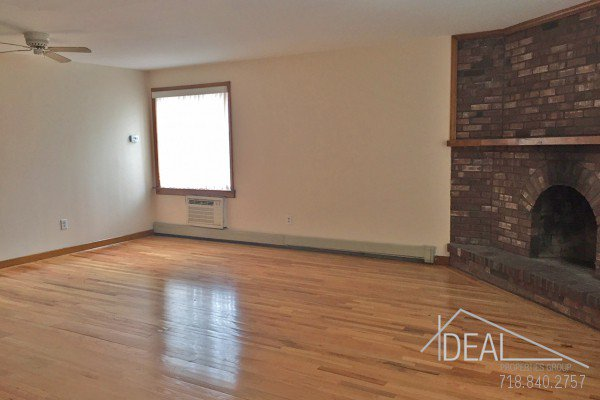 Incredible 3 Bedroom Apartment for Rent in Park Slope, with Patio! 0
