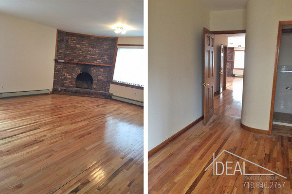 Incredible 3 Bedroom Apartment for Rent in Park Slope, with Patio! 1