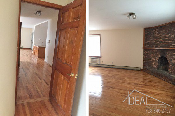 Incredible 3 Bedroom Apartment for Rent in Park Slope, with Patio! 2