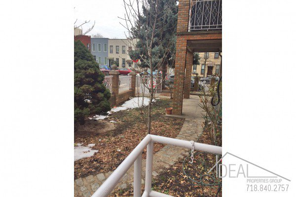 Incredible 3 Bedroom Apartment for Rent in Park Slope, with Patio! 6