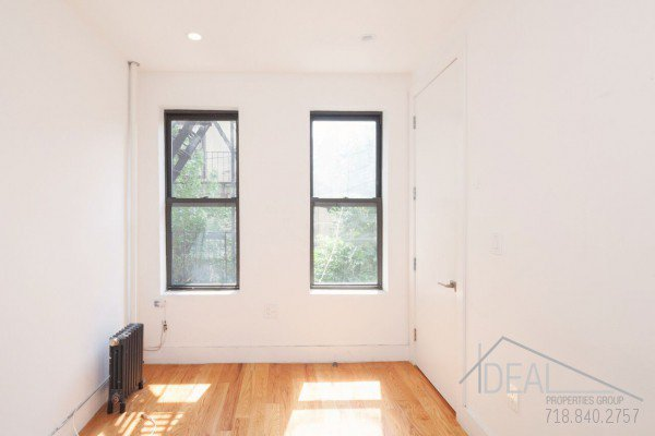 rented no fee 2 bedroom 1 bathroom apartment for rent in park slope