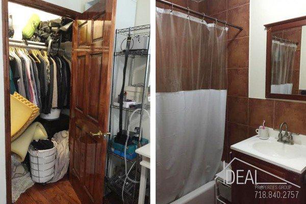 LOW FEE!1 Bedroom Garden Apartment in Gowanus!  1