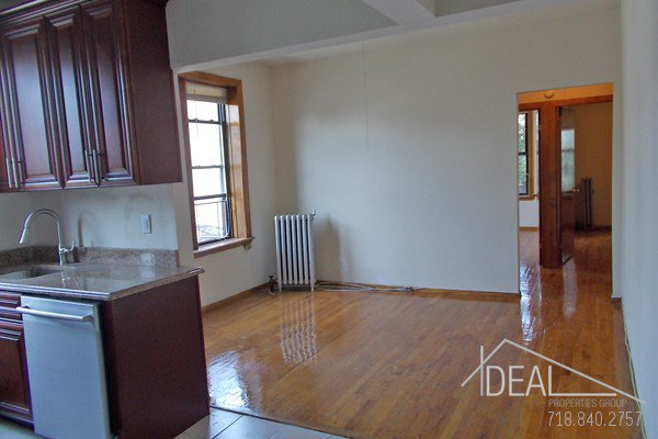 NO FEE! Wonderful 3 Bedroom Apartment for Rent in Park Slope with Backyard! 0