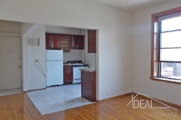 NO FEE! Wonderful 3 Bedroom Apartment for Rent in Park Slope with Backyard! 1