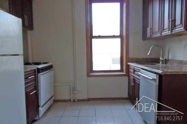 NO FEE! Wonderful 3 Bedroom Apartment for Rent in Park Slope with Backyard! 2