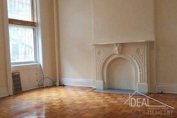 Large 1 Bedroom + DEN with 1.5 Bath in Park Slope  1