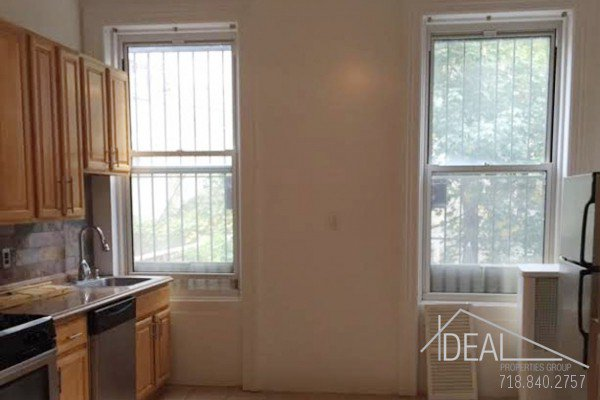 Large 1 Bedroom + DEN with 1.5 Bath in Park Slope  5