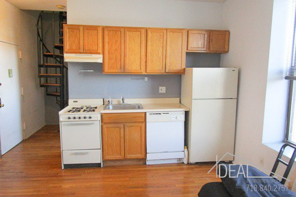 Rented: NO FEE!! Wonderful 2 Bedroom Duplex Apt for Rent in Park Slope, Pets Welcome! 0