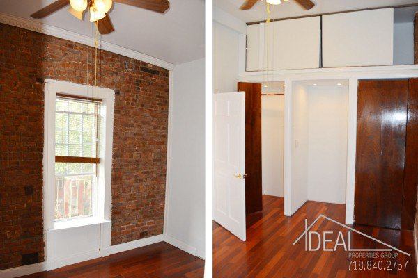 Sunny 1 Bedroom Apartment for Rent in Park Slope 1