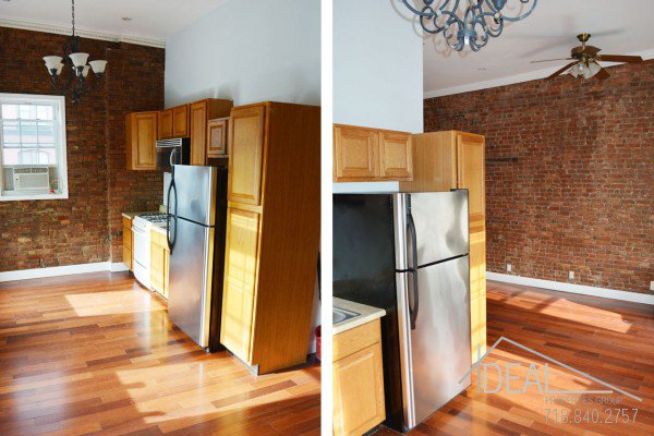 Sunny 1 Bedroom Apartment for Rent in Park Slope 2