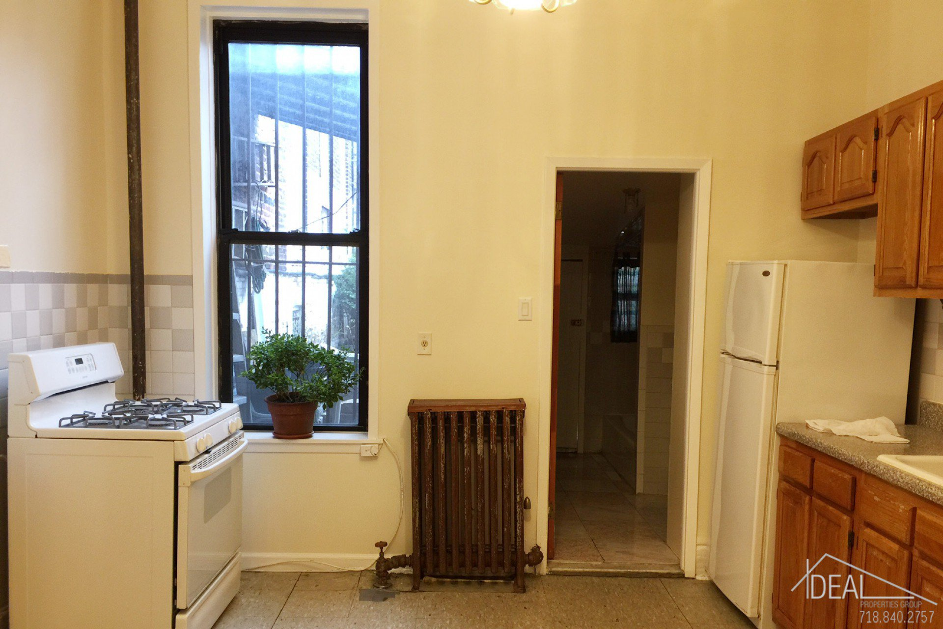 Junior 1 Bedroom Bathroom Apartment For Rent In Park Slope