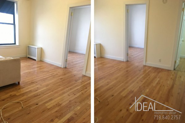 2 Bedroom 1 Bathroom Apartment for Rent in an Elevator Building in Park Slope Brooklyn! 0