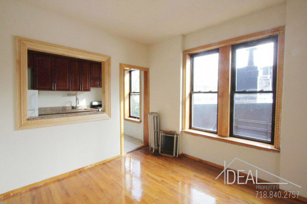 LOW FEE! Perfect South Slope 3 bedroom off 5th Ave! 0
