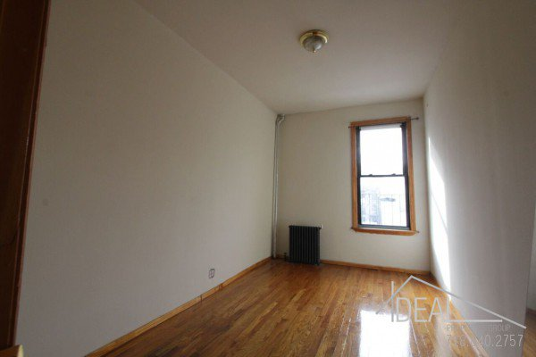 LOW FEE! Perfect South Slope 3 bedroom off 5th Ave! 2