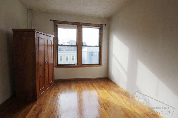 LOW FEE! Perfect South Slope 3 bedroom off 5th Ave! 3