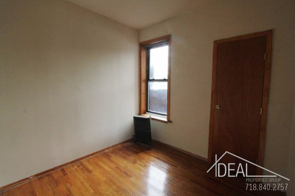 LOW FEE! Perfect South Slope 3 bedroom off 5th Ave! 4