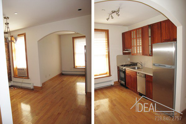 Perfect 1 Bedroom Apartment for Rent in Park Slope 0