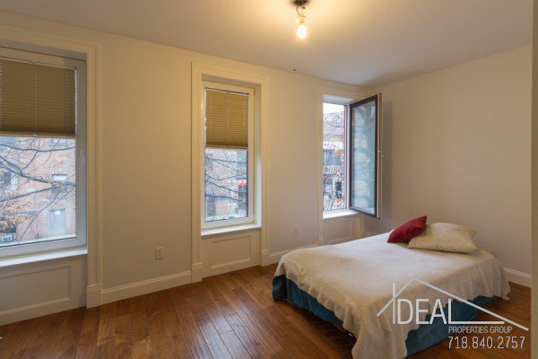 98 Underhill Avenue, Brooklyn NY 11238 - Gut Renovated 1.5 Bedroom 1 Bathroom Apartment for Rent in Prospect Heights Townhouse! 9