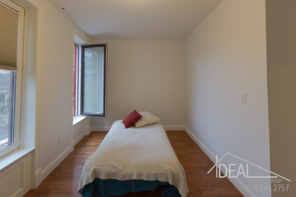 98 Underhill Avenue, Brooklyn NY 11238 - Gut Renovated 1.5 Bedroom 1 Bathroom Apartment for Rent in Prospect Heights Townhouse! 10