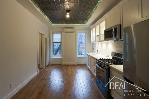 98 Underhill Avenue, Brooklyn NY 11238 - Gut Renovated 1.5 Bedroom 1 Bathroom Apartment for Rent in Prospect Heights Townhouse! 11