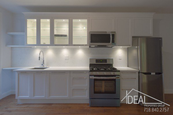 98 Underhill Avenue, Brooklyn NY 11238 - Gut Renovated 1.5 Bedroom 1 Bathroom Apartment for Rent in Prospect Heights Townhouse! 13