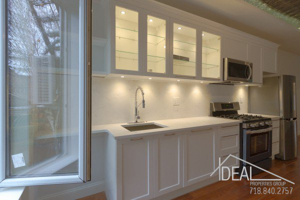 98 Underhill Avenue, Brooklyn NY 11238 - Gut Renovated 1.5 Bedroom 1 Bathroom Apartment for Rent in Prospect Heights Townhouse! 14