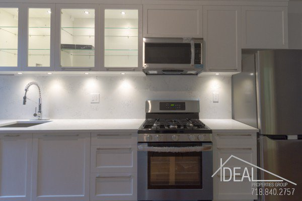 98 Underhill Avenue, Brooklyn NY 11238 - Gut Renovated 1.5 Bedroom 1 Bathroom Apartment for Rent in Prospect Heights Townhouse! 15
