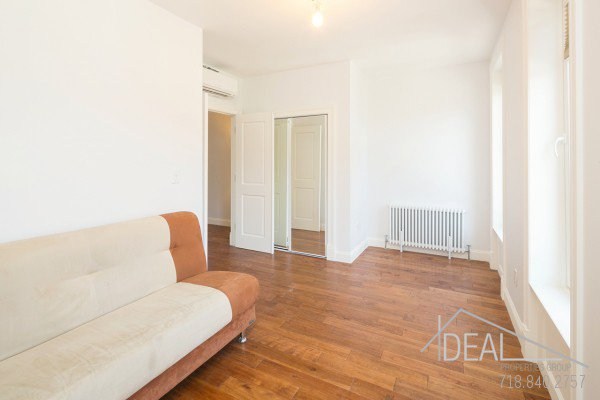 98 Underhill Avenue, Brooklyn NY 11238 - Gut Renovated 1.5 Bedroom 1 Bathroom Apartment for Rent in Prospect Heights Townhouse! 1